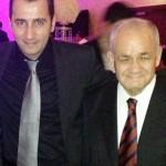 Altan ve baba Faruk Alpay