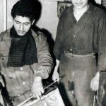 Honan Çalışkan ve Yervant Çalışkan (1955)